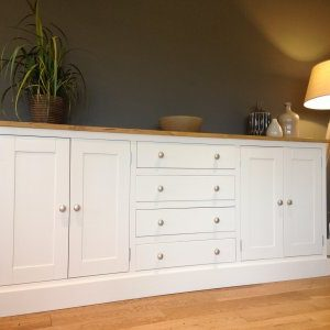 7ft Shaker Style Sideboard
