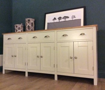 6ft Shabby Chic Sideboard Nest At Number 20