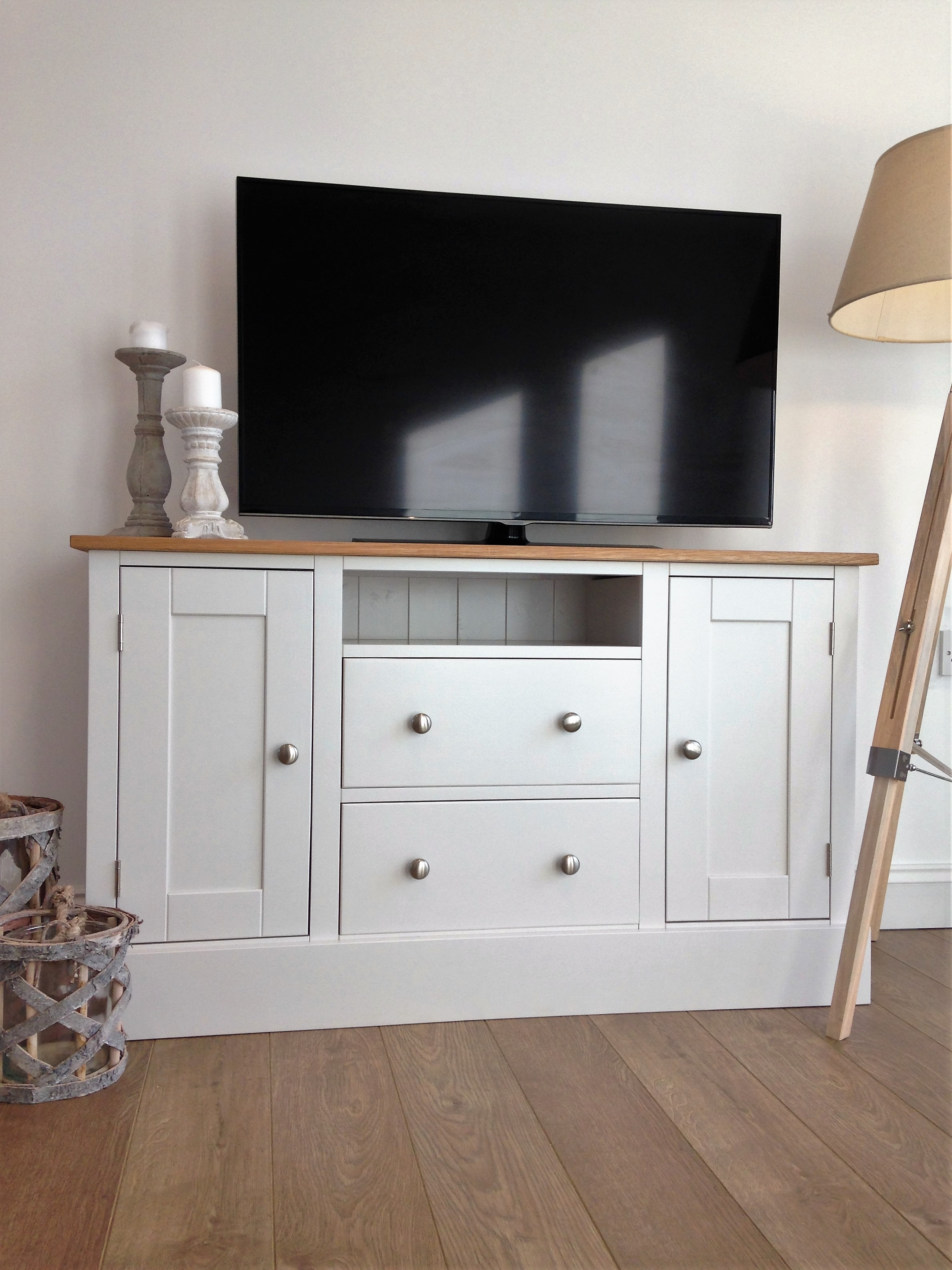 Cool sideboards and tv units ideas simple design home for Tv and media storage units